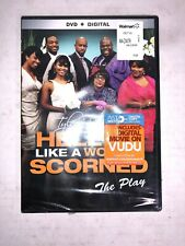 Tyler Perry's: Hell Hath No Fury Like a Women Scorned (DVD, 2014) BRAND NEW