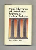 Moral Exhortation a Greco Roman Sourcebook (Library of Early Christ - GOOD