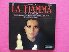 Gardelli 'Respighi:La Fiamma' 'DIGITAL-STEREO' 3LP Box-Set 1985 'HUNGAROTON' NM