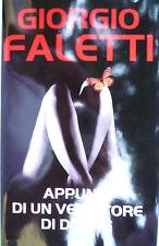 Appunti di un venditore di donne - Tre atti e due tempi - Giorgio Faletti