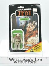 Chief Chirpa MOSC Sealed Star Wars ROTJ 1983 Vintage Kenner Action Figure