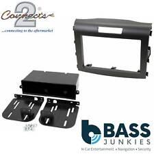 CT23HD24 Honda CR-V 2012 On Car Stereo Double Din Facia Fascia Panel Plate Kit