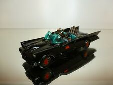 CORGI TOYS 267 BATMOBILE - BATMAN & ROBIN - BLACK L13.0cm - GOOD CONDITION