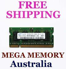 SAMSUNG 1GB DDR2 PC2-5300 667MHz LAPTOP Memory Ram @SYD