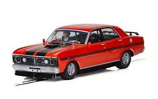 SCALEXTRIC 1/32 FORD XY FALCON 1970- CANDY APPLE RED SX3937