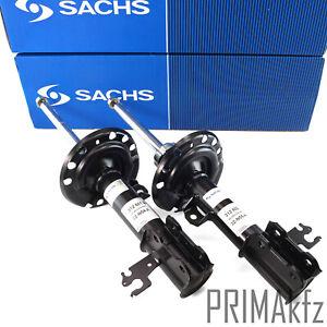2x Sachs 312 601 +312 602 Shock Front Vauxhall Signum Vectra C Fiat Croma 194