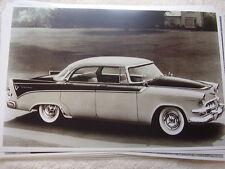 1956 DODGE 4 DOOR HARDTOP 11 X 17  PHOTO   PICTURE