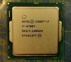 Intel Core i7-6700T SR2L3 2.8GHz Socket LGA1151 Quad Core Processor