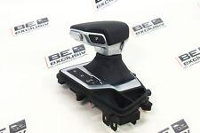 Audi Q7 4M S line Schaltknauf Leder Anzeigeeinheit Schaltabdeckung 4M1713111F