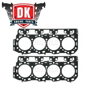 2001-2009 GM Duramax 6.6L Mahle Clevite Right & Left Side Cylinder Head Gaskets