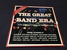Readers Digest The Great Band Era 10 LP Set VG