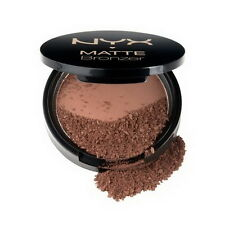 NYX Matte Bronzer Powder For Face and Body - MBB05 - (Deep Tan) 0.33oz