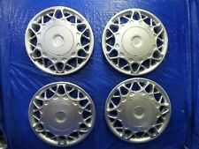 """1997-2005 Buick Century 15"""" silver Hubcaps wheel covers new replacement set of 4"""