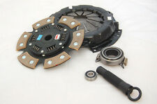COMPETITION STAGE 4 CLUTCH KIT 94+ ACURA INTEGRA GSR B18C1 SIX-PUCK SPRUNG RACE