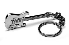Fender Stratocaster Keyring - Music Themed Gift - Guitar Student or Teacher Gift