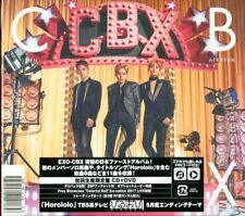 EXO-CBX-MAGIC-JAPAN CD+DVD Ltd/Ed I96