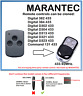 Marantec D313 433 Mando a Distancia Universal Duplicador 433.92MHz