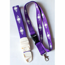 Rolseley Medical Tourniquet and Lanyard neck strap with Flower pattern