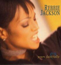 Rebbie Jackson(Promo CD Single)Yours Faithfully-Epic-XPCD 2243-New