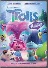 Trolls Holiday [DVD]