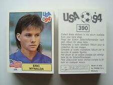 1994 Panini USA 94 (Inter. Edition) WM Fifa World Cup Cards Stickers CHOOSE LIST