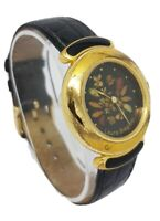 Laura BIAGIOTTI Ladies Wristwatch Genuine Women's Watch w Leather Strap A9