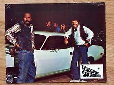 VANISHING POINT - Mopar Dodge Challenger R/T - German 1971 lobby card #4