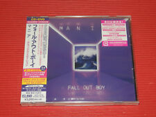 2018 JAPAN CD FALL OUT BOY MANIA with Bonus Track for Japan + DVD