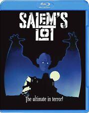 Blu Ray SALEM'S LOT. Stephen King horror classic. UK compatible New sealed.
