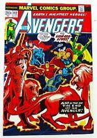 Marvel AVENGERS (1973) #112 Key 1st MANTIS App GOTG GD (1.8) Ships FREE!