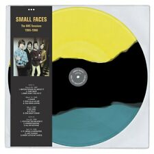 SMALL FACES - THE BBC SESSIONS 1965-1968 - MULTI-COLOR VINYL LP - IMPORT ITALY