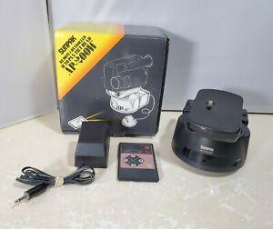 Sunpak AP-200W Remote Controlled Auto Pan Tilt Head w/ Box *Free Shipping*