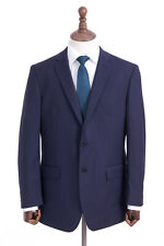 Men's Blue Suit Savile Row Alexandre Queens Royal Warrant 42R W36 L31 RRP$395