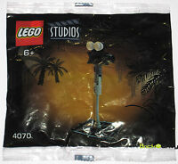 2001 LEGO Studios #4070 Stand Camera Jurassic Park III Promo Sealed