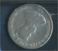 Straits Settlements km-number. 29 1918 very fine 10 Cents George V. (8977153