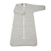 NEW uh-oh! Baby Long Sleeve 3.0 tog Sleeping Bag Grey