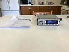 Silver Sony CDX-F7710 CD Player with Remote Control 52W x 4 with 4V preouts