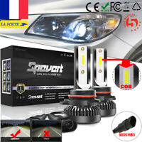 2X Ampoule 9005 HB3 Mini LED Voiture Lampe Kit Phare Feux 110W 20000LM 6000K