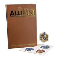 Harry Potter Notizbuch und Stickerset Hogwarts Alumni