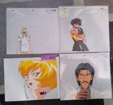 Anime Grab Bag! 3 Anime Cels lot