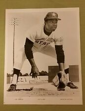 JOE MORGAN HOUSTON ASTROS TEAM ISSUE  VINTAGE ROOKIE PHOTO
