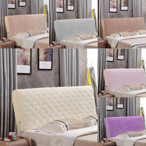 Dust-proof bed headboard headboard cover slip cover, for flat