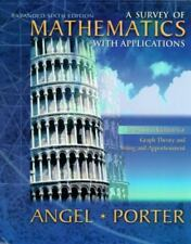 A Survey of Mathematics with Applications by Stuart R. Porter and Allen R. Angel
