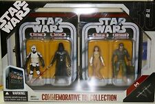 STAR WARS COMMEMORATIVE TIN COLLECTION EPISODE VI #6 OF 6 - 77-07