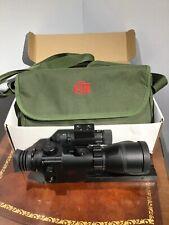 Atn Aries Night Vision Rifle Scope Mk-Sp Digital Infra-Red Illuminator Rangefind