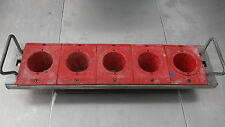 Lista Tool Holder / Tool Carrier with X4041 tool holders and SK 50 inserts