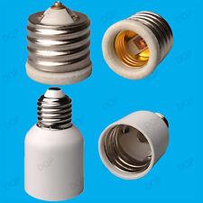 E40 Goliath Screw to E26 (USA) & E26 - E40 Lamp Socket Light Bulb Adaptor Holder