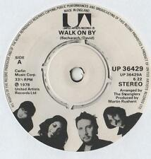 """The Stranglers - Walk on By 7"""" Ep 1978"""