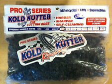 "Kold Kutter Racing 1/2"" 1000 Pack Track Tire Ice Studs Screws Motorcycle Snow"