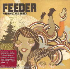 FEEDER - Pushing The Senses (UK 10 Trk CD Album)
